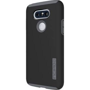 Incipio Technologies - DualPro Case for LG G5 in Black/Charcoal