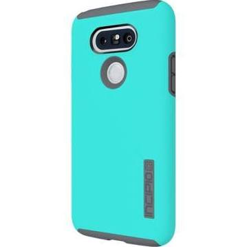 Incipio Technologies - DualPro Case for LG G5 Turquoise/Charcoal