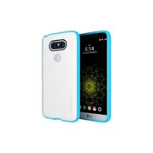 Incipio Technologies - Octane Case for LG G5 in Frost/Cyan