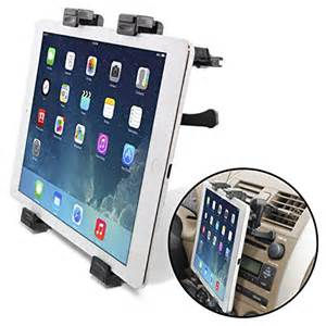 Universal Tablet Air Vent Car Mount Holder with 360 Rotating Swivel