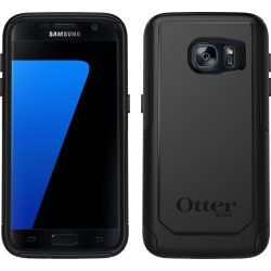 OtterBox COMMUTER Case Samsung Galaxy S7 in Black (No Belt Clip)