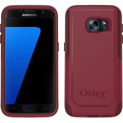 OtterBox COMMUTER Case Samsung Galaxy S7 in Flame Way (No Belt Clip)
