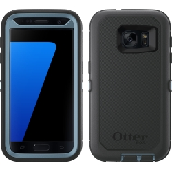 OtterBox DEFENDER Case w/Belt Clip For Samsung Galaxy S7 Steel Berry