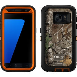 OtterBox DEFENDER Case w/Belt Clip For Samsung Galaxy S7 Realtree Xtra Camo