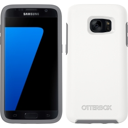 OtterBox SYMMETRY Case Samsung Galaxy S7 in Glacier (No Belt Clip)