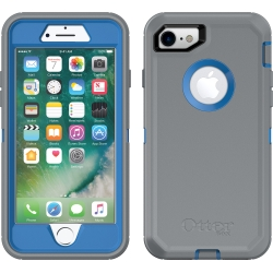 OtterBox DEFENDER Case w/Belt Clip For Apple iPhone 7/8 In Marathoner