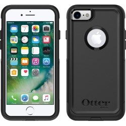 OtterBox COMMUTER Case For iPhone 7/8/SE In Black (No Belt Clip)