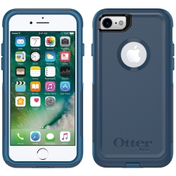 OtterBox COMMUTER Case For iPhone 7/8 In Bespoke Way (No Belt Clip)