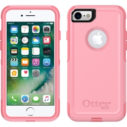 OtterBox COMMUTER Case For iPhone 7/8 In Rosmarine Way (No Belt Clip)