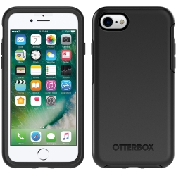 OtterBox SYMMETRY Rugged Ultra Slim Case for Apple iPhone 7/8/SE in Black