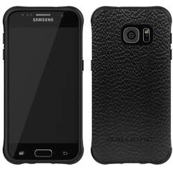 Ballistic Urbanite Select Case Samsung GS7 Black Leather