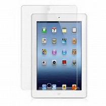 FITTED Premium Tempered Glass Screen Protector Film for Apple iPad 2/3/4