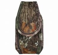 Nite-Ize Rugged Clip Case Cargo VELCRO Closing (Mossy Oak)