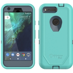 OtterBox DEFENDER Case w/Belt Clip for Google Pixel in Borealis