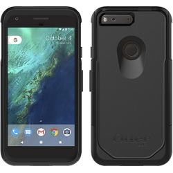 OtterBox COMMUTER Series for Google Pixel (No Belt Clip) In Black