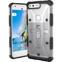 URBAN ARMOR GEAR Plasma Case for Google Pixel XL in Ice/Clear