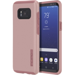 Incipio Technologies DualPro Case Samsung GS8 Iridescent Rose Gold