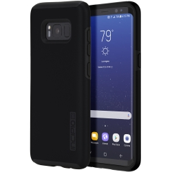 Incipio Technologies DualPro Case for Samsung Galaxy S8 in Black/Black