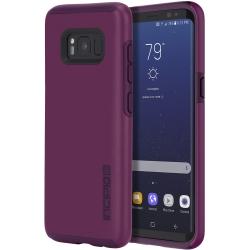 Incipio Technologies DualPro Case for Samsung Galaxy S8 in Plum