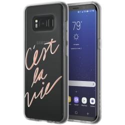 Incipio Technologies Design Series Glam Samsung Galaxy S8 C'est La Vie
