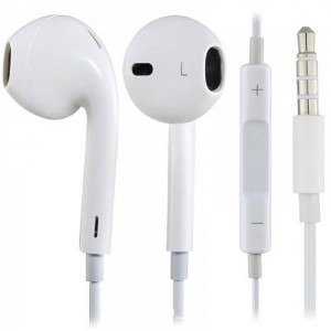 Apple Wired EarPods 3.5mm with Remote and Mic