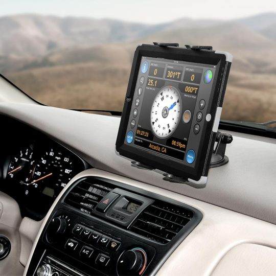 Arkon Sticky Suction Windshield or Dash Tablet Mount