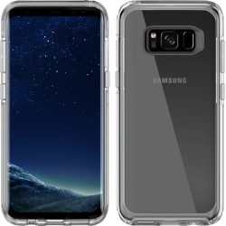 OtterBox SYMMETRY Case for Samsung Galaxy S8 in Clear