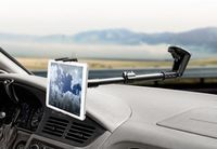 ARKON Slim-Grip Ultra Windshield Phone Car Mount for Smart Phone and 7-8 inch Tablets