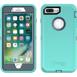 OtterBox DEFENDER Case for Apple iPhone 7/8Plus w/Clip (Borealis)