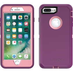 OtterBox DEFENDER Case for Apple iPhone 7/8Plus w/Clip (Vinyasa)