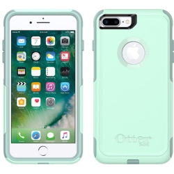 OtterBox COMMUTER Rugged Slim Case For Apple iPhone 7/8Plus (No Belt Clip)(Ocean Way