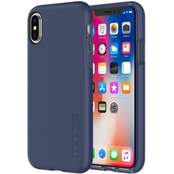 Incipio Technologies - DualPro Apple iPhone X/XS Iridescent Midnight Blue