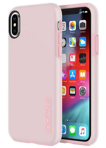 Incipio Technologies - DualPro Apple iPhone X/XS Raspberry Ice