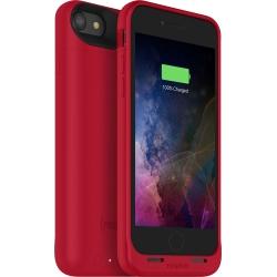 mophie - Juice Pack Air iPhone 7/8 2525 mAh in Red