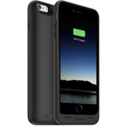 mophie - 2600mAh  juice pack for iPhone 6s/6 Plus in Black
