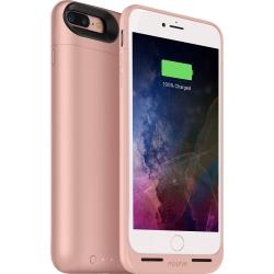 mophie - Juice Pack Air iPhone 7/8 Plus 2420 mAh Rose Gold