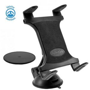 Arkon Sticky Suction Windshield, Dash and Desk Large Tablet Mount