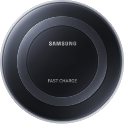 Samsung - Fast Wireless Charging Pad - Black