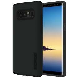 Incipio Technologies - DualPro Case for Samsung Note 8 in Black