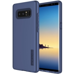 Incipio Technologies - DualPro Case for Samsung Note 8 in Midnight Blue