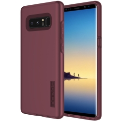 Incipio Technologies - DualPro Case for Samsung Note 8 in Merlot