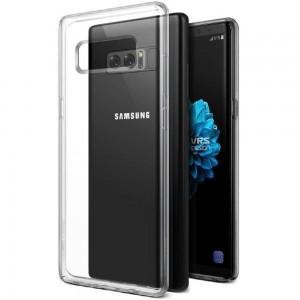 Xfactor TPU Case Samsung Galaxy Note 8 - Clear