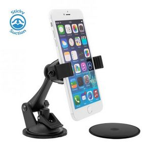 ARKON Mobile Grip 2 Phone Car Dash/Windshield Mount For All Smart Phones