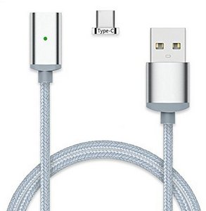 Magnetic Type C Micro USB-C Charging Cable Lighting Charger Cable
