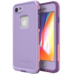 LifeProof - fre Case iPhone 8/7 Chakra Rose/Coral/Lilac (No Belt Clip)