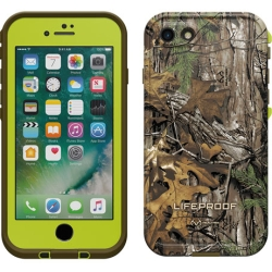 LifeProof - fre Case iPhone 8/7 Real Tree Xtra/Lime/Olive (No Belt Clip)