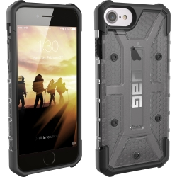 URBAN ARMOR GEAR - Plasma Case for iPhone 6/6s/7/8 in Ash