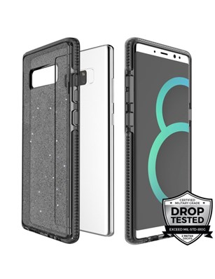Prodigee Super Star Case for Samsung Galaxy Note8 - Smoke