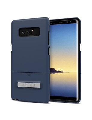 Seidio SURFACE Case for Samsung Galaxy Note8 - Midnight Blue/Black