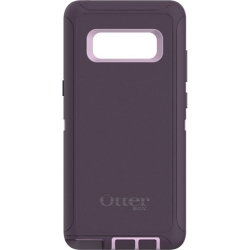 OtterBox DEFENDER Case w/Belt Clip for Samsung Note 8 in Purple Nebula